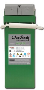 Outback EnergyCell 200PLC Battery