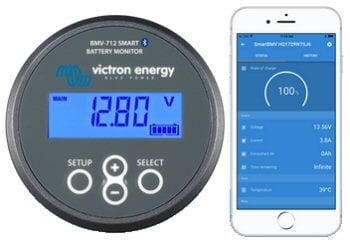 Victron Energy Smart Battery Monitor