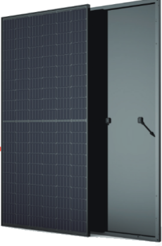 Trina Solar 310 Watt Black Monocrystalline Solar Panel