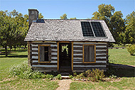 Off Grid Cabin Solar Power System