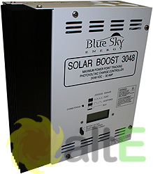 Solar Boost 3048DL charge controller