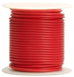 PV Wire by the Foot 10AWG, RED, 1000V