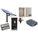 Off-Grid 150W Cabin Solar Power System - Base Kit