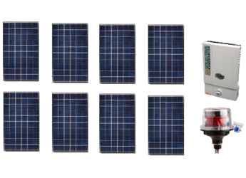 Alte Grid Tied Package System C 2kw Kyocera Modules