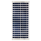 Ameresco Solar 30J 30W 12V Solar Panel with J-Box
