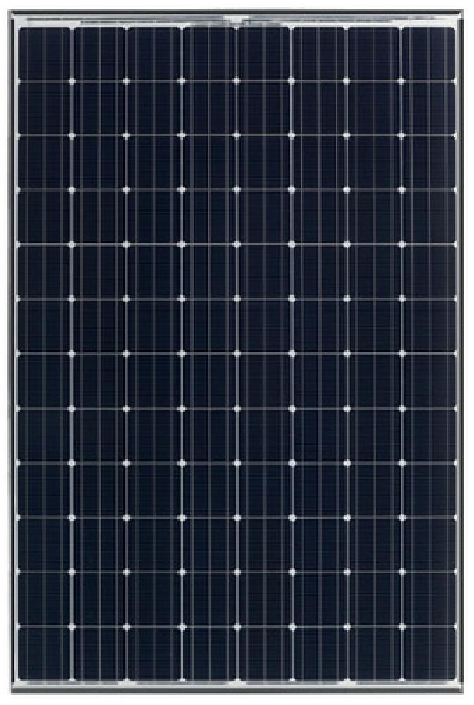 Panasonic Hit High Efficiency Solar Panels Alte