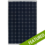 Panasonic 330 Watt HIT High Efficiency Solar Panel, 40MM