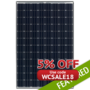 Panasonic 330 Watt HIT High Efficiency Solar Panel