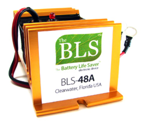 BLS-48-A Desulfator for Renewable Energy Systems