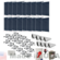 Grid-Tie 5.4kW Solar Power System with Microinverters