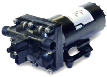 Shurflo 24VDC 4gpm Bypass Surface Pump