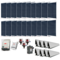Grid-Tie 6.0kW Solar Power System with Fronius Inverter