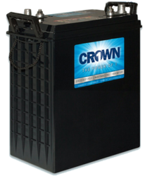 Crown Battery 330Ah 6V AGM Sealed Lead Acid Battery