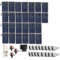 Grid-Tie 7.9kW Solar Power System with SolarEdge Inverter