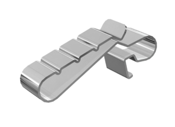 Wiley Electronics Rail Wire Management Clips For Pv Wire