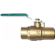 AET 1/2'' 2-Way Sweat Ball Valve