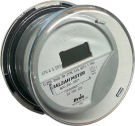 kwh energy meter  digital display alte