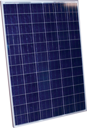 altE Poly 200 Watt 24V Solar Panel - SCRATCHED
