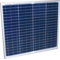 altE Poly 50 Watt 12V Solar Panel