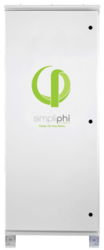 SimpliPhi AccESS 15.2kWh Energy Storage System Schneider - DC Coupled
