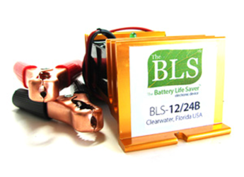 Battery Life Savers BLS-12/24-B Battery Saver Desulfator