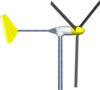 Bergey XL.1 Wind Turbine (1kW, 24V)