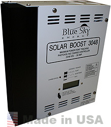 Solar Boost 3048DiL Solar Charge Controller with Display