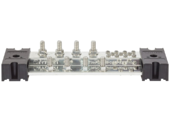 Blue Seas Power Busbar, 1000A, 8 Studs