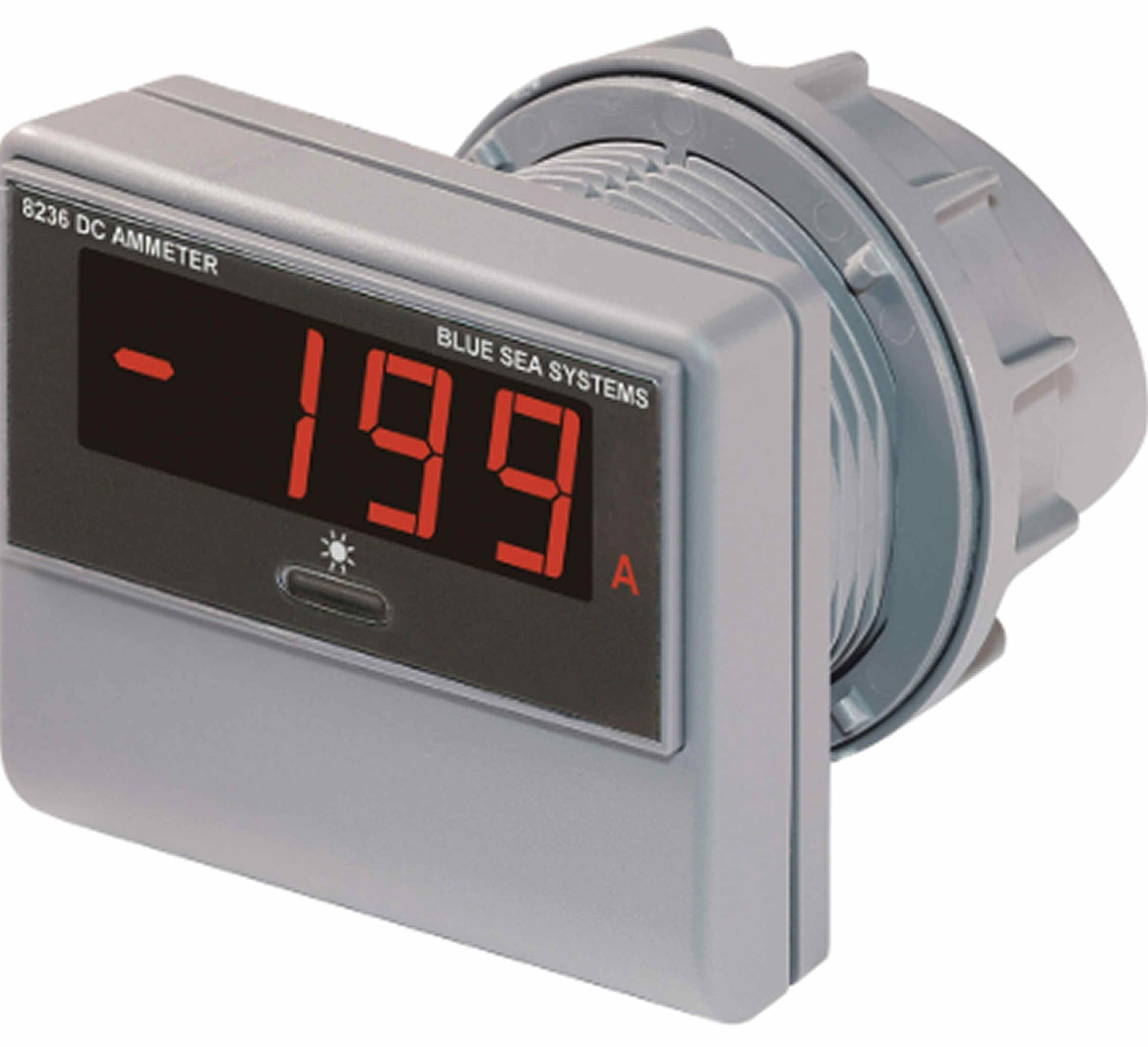 Blue Sea 8236 500a Digital Ammeter Alte Seas Ac Circuit Breakers Alternating Current Are