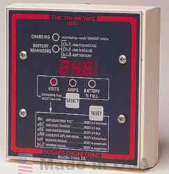 Bogart Engineering TM-2020 TriMetric Meter Battery Monitor