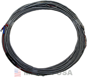 Bogart Engineering 22 Gauge 4 Wire Twisted Pair Cable Kit, 50ft
