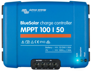 Victron Energy Blue Solar MPPT Charge Controller 100V 50A