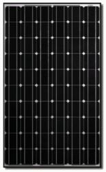 Canadian Solar Cs6p 260m 260 Watt Mono Solar Panel Black
