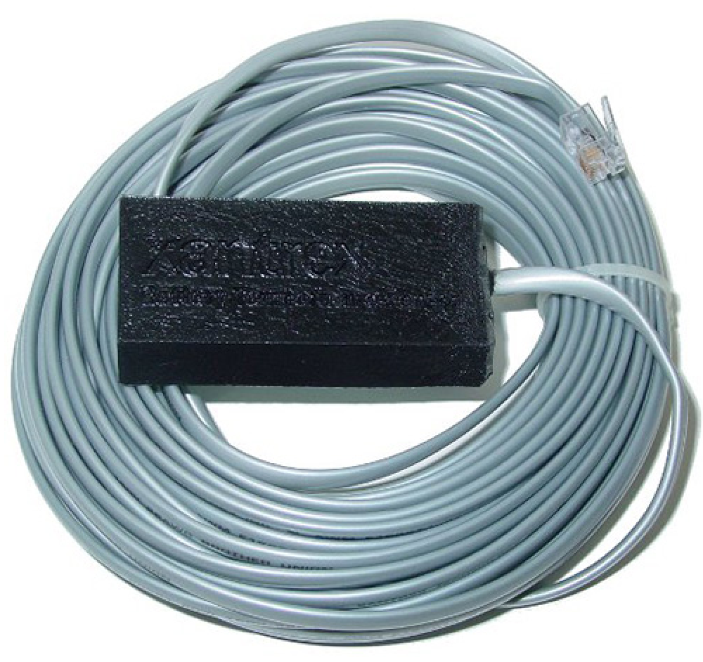 Xantrex Battery Temperature Sensor for C Series Charge Controllers ...