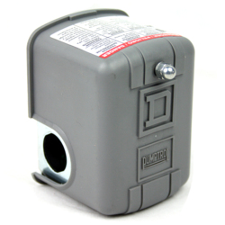 Square D 9013FSG Series PumpTrol Pressure Switch