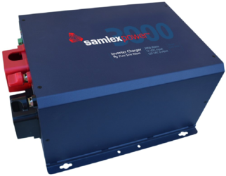 Samlex EVO 3000W 12V Pure Sine Wave Inverter/Charger