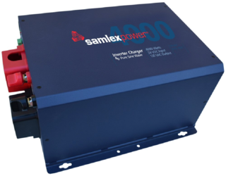 Samlex EVO 4000W 24V Pure Sine Wave Inverter/Charger