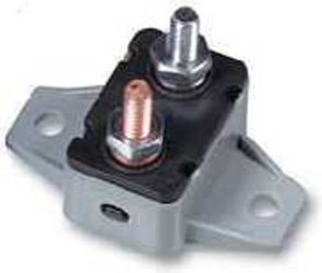 CB40 40 Amp, (up to) 24 Volt DC Surface Mount Breaker