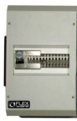 Outback FlexWare FW500 AC breaker enclosure