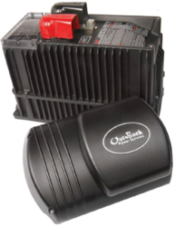 Outback Power FXR2524A 2500 Watt 24 VDC Sealed Inverter/Charger (UL1741-SA)