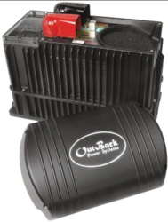 Outback Power VFXR3524A 3500 Watt 24 VDC Vented Inverter/Charger,  (UL1741-SA)