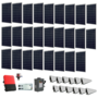 Grid-Tie 7.9kW Solar Power System with SMA Inverter