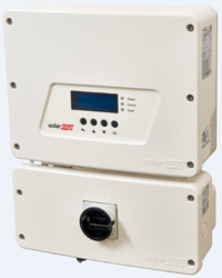 SolarEdge SE5000H HD Wave Grid Tie Inverter, with Rev Grade Meter