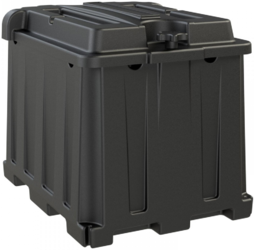 Noco Commercial Battery Box - 6V Batteries