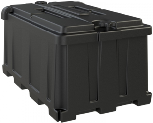 Noco Commercial Battery Box - Group 8D Batteries