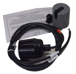Dankoff Float Switch Kit; Full Tank Shut Off