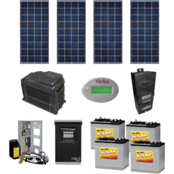 Off Grid 560w Cabin Home Solar System Alte