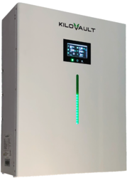 KiloVault HAB 7.5kWh Lithium Battery Storage System