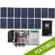 Off-Grid 4kW Residential Solar Power System - Base Kit