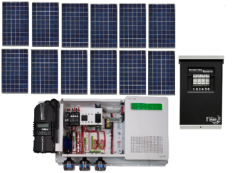 Off Grid 3 6kW Residential Solar Power System